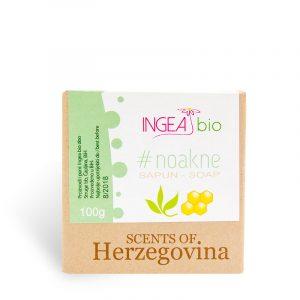 Antibakterijski sapun No Akne 100g