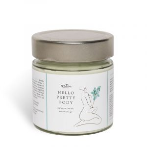 Hello pretty body - Anticelulitni gel 210ml